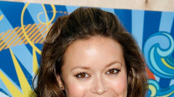 Summer Glau arrives at the FOX TCA Party.
