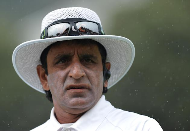 Cricket - Asad Rauf Filer