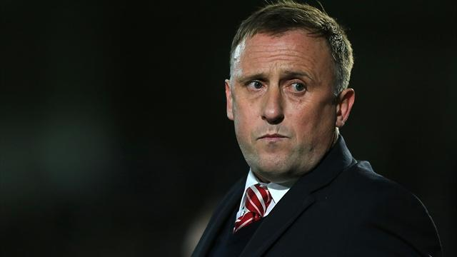 League Two - Yates calls for Robins to kick on