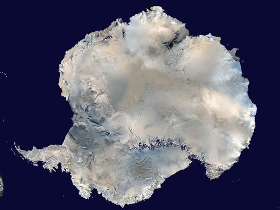 Life Found in Mud Beneath Ice-Covered Antarctic Lake