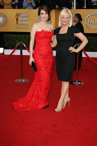 What Golden Globes Hosts Tina Fey and Amy Poehler Can Teach Us About Motherhood