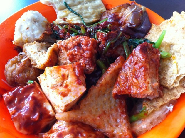 Fav Five: Clementi Central Hawker Centre