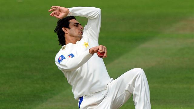 Cricket - Ajmal may need surgery for suspected hernia