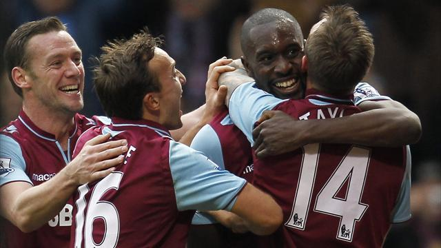 Premier League - West Ham United v West Bromwich Albion: LIVE