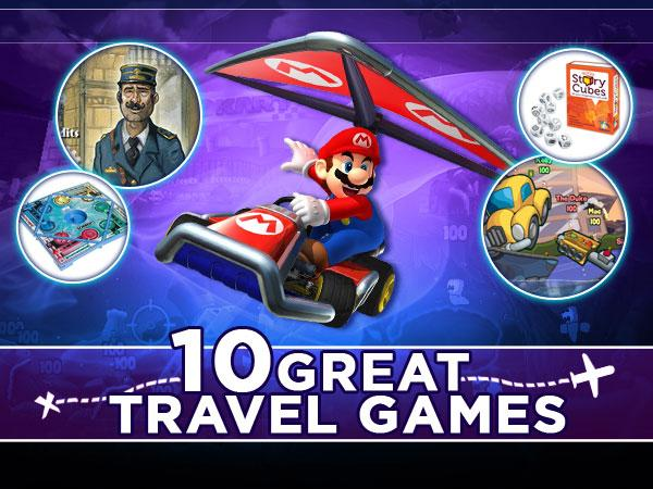 Ten Great Travel Games