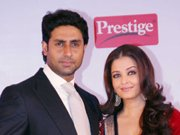Aishwarya Rai Bachchan and Abhishek Bachchan celebrate Karwa Chauth through video conferencing