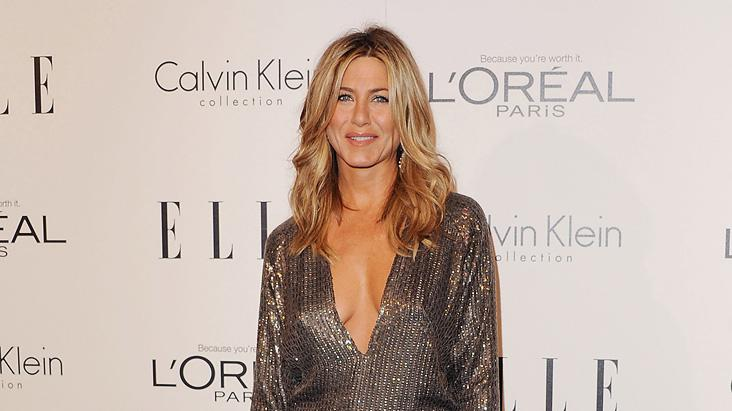 ELLE's 18th Annual Women in Hollywood Tribute 2011 jennifer Aniston