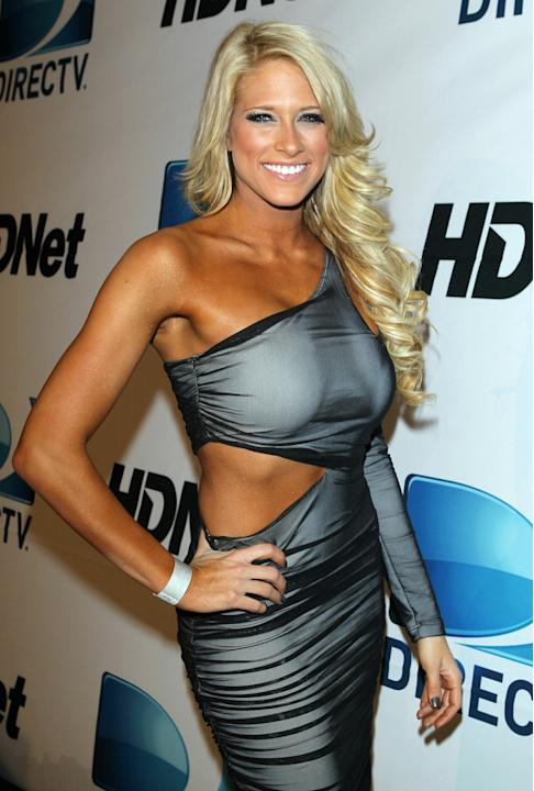 DIRECTV And Mark Cuban's HDNet Super Bowl Party - Red Carpet