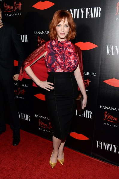 Christina Hendricks / Foto: Getty Images