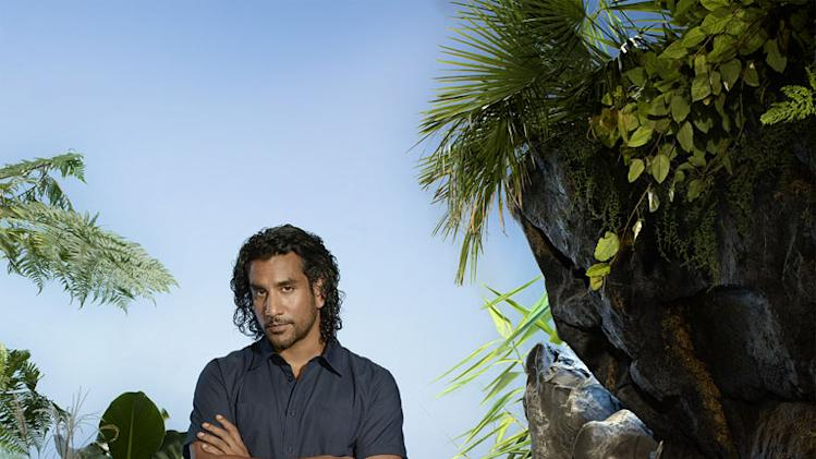 "Naveen Andrews stars as Sayid on ""Lost."""