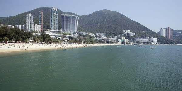 Ten beaches you don't want to visit - Repulse Bay - Hong Kong