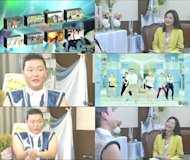 Psy appears on ABC interview