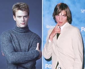 Josh Duhamel Laughs About 1997 Modeling Competition With Ashton Kutcher