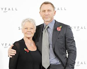 "Judi Dench: Daniel Craig's James Bond ""Could Kill a Man"""