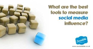 What are the Best Tools to Measure Social Media Influence?  image post2 550x294