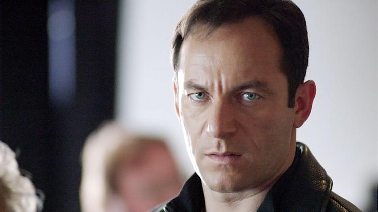 Jason Isaacs stars as Michael Caffee in Brotherhood.