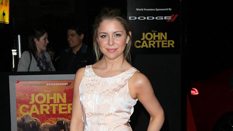 "Premiere Of Walt Disney Pictures' ""John Carter"" - Arrivals"