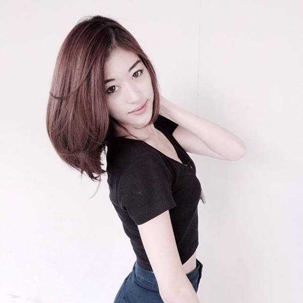 【泰國星正妹】Keerati Mahapreukpong/泰國五台當家美女台柱
