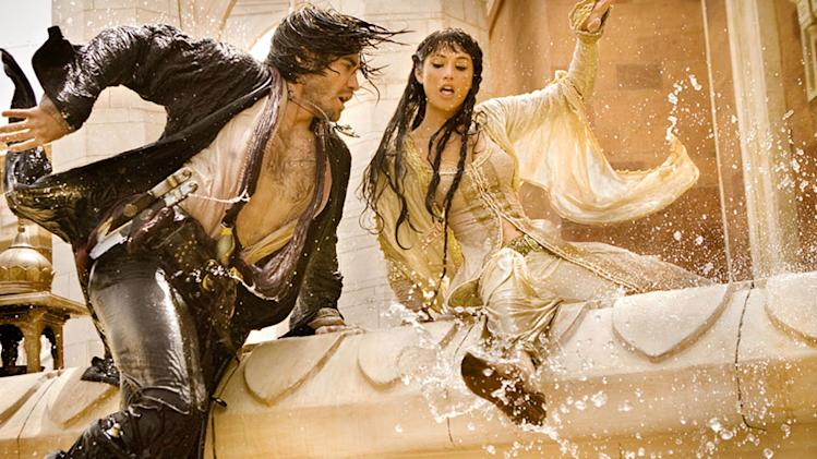 Prince of Persia: The Sands of Time Production Stills thumbnail