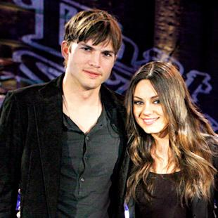 Mila Kunis, Ashton Kutcher Having a Girl! Pregnant Star's Baby Gender Revealed
