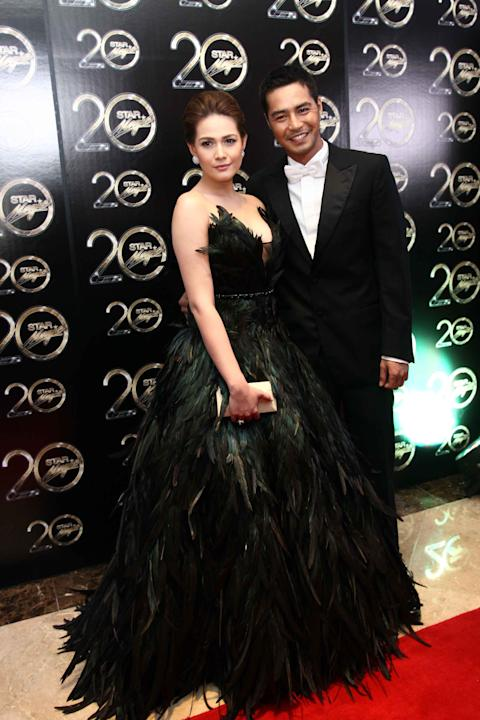 Bea Alonzo and Zanjoe Marudo