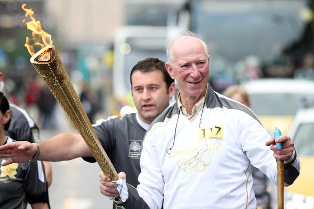 Day 28 - Olympic Torch Relay