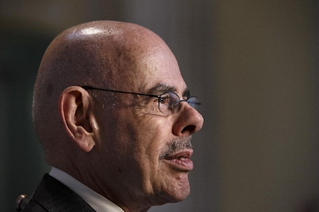 Democratic Rep. Henry Waxman of California, a liberal force on health issues who helped write and enact the 2010 Affordable Care Act, defends Presiden...