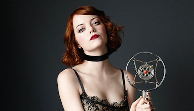 Emma Stone Talks About Her Lifelong Broadway Obessesion With Cabaret image Emma Stone in Cabaret