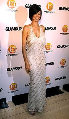 Catherine Bell Entertainment Tonight & Glamour Party 55th Annual Emmy Awards After Party - 9/21/2003