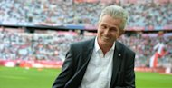 Bayern Munich's headcoach Jupp Heynckes, seen here ahead of their German first division Bundesliga match against TSG 1899 Hoffenheim, in Munich, southern Germany, on October 6. Bayern won 2-0