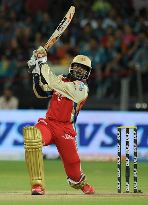 Royal Challengers Bangalore Chris Gayle