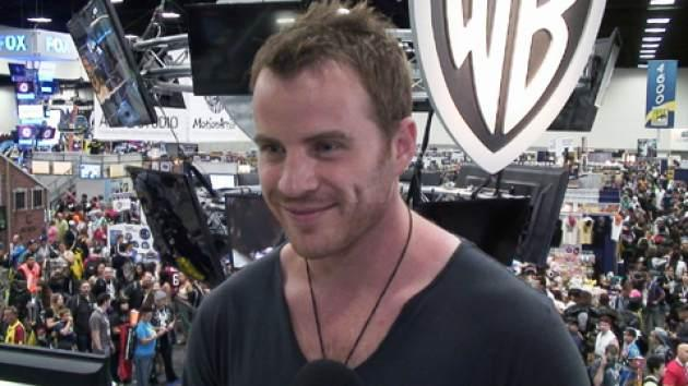 Rob Kazinsky -- Access Hollywood