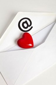 Do Your Subscribers Love You? 7 Strategies for Improving Email Engagement image bigstock Red Heart Shape And E mail 12341939 200x300