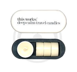 This Works - Deep Calm Travel Candles