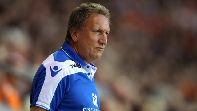 Championship - Warnock wants Diouf deal