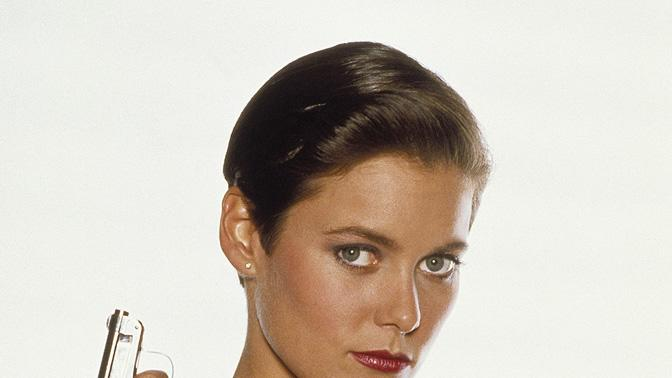 Bond Girls Gallery 2008 Licence to Kill Carey Lowell