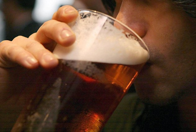 The cut on beer duty will take effect on Sunday (PA)