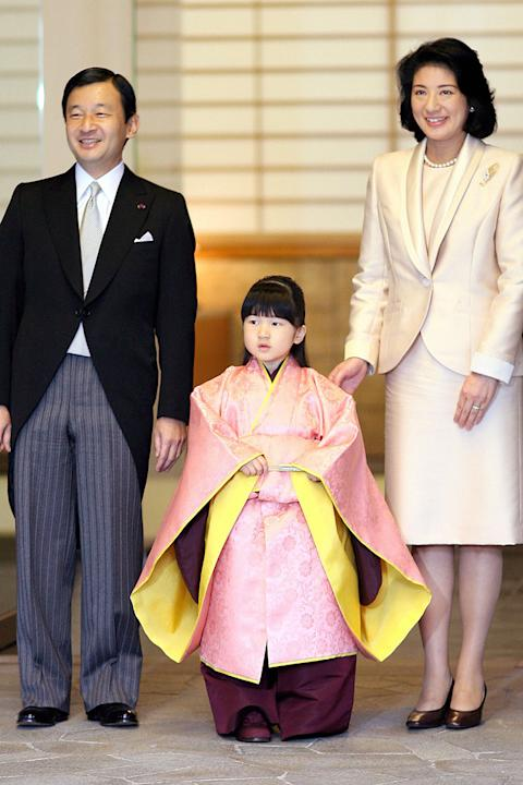Crown Prince Naruhito of Japan, 2006