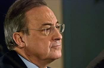 Florentino Perez denies rumors of Real Madrid players' Mourinho revolt
