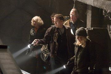 Helen Mirren , Nicolas Cage , Jon Voight and Diane Kruger in Walt Disney Pictures' National Treasure: Book of Secrets