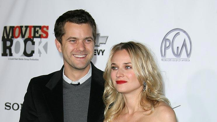 Joshua Jackson and Diane Kruger arrive at CondÈ Nast Media Group's 2007 Movies Rock at the Kodak Theatre. - December 2, 2007