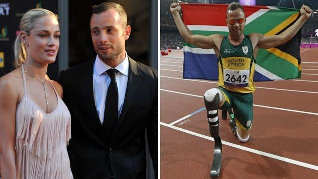 Olympic Games - Oscar Pistorius charged with murder after girlfriend shot dead