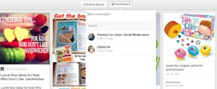 How To Use Pinterest Messages On Your Desktop Or Mobile Device image Pinterest marketing tip you can send your contacts boards to look at not just specific pins 600x246