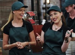 Ratings 2 Broke Girls Hostages