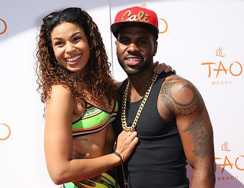 Jordin Sparks Stuns in Bikini at Las Vegas Event With Jason Derulo: Pictures