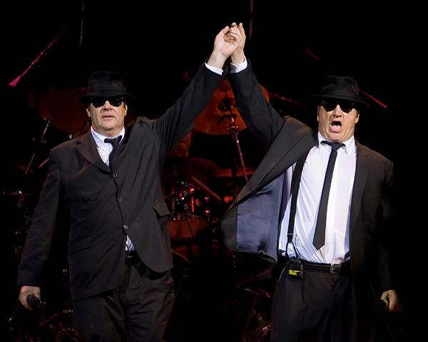 Dan Aykroyd Reconvenes Blues Brothers for House of Blues' 20th Anniversary