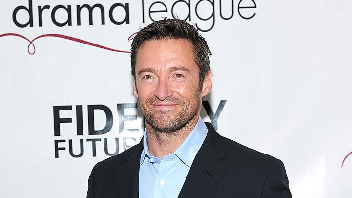 Hugh Jackman Drama League Aw