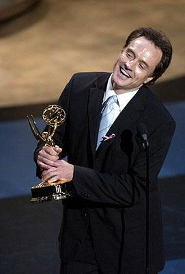 "Bradley Whitford of ""The West Wing"" wins Best Supporting Actor in a Drama 53rd Annual Emmy Awards - 11/4/2001"