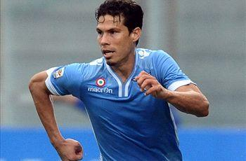 Hernanes in tears ahead of Inter move