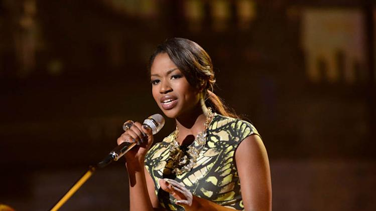 """American Idol"" Top 9 - Amber Holcomb"